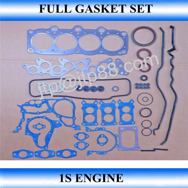 Original Iron Engine Gasket Kit For Toyota 1S 04111-63040 / Full Gasket Set